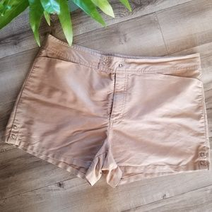 Gap khaki tan shorts size 14